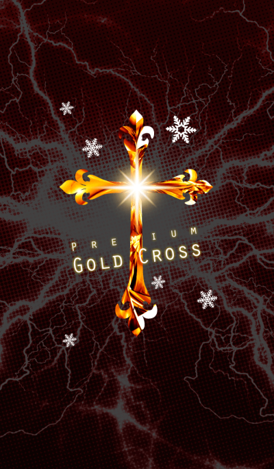 PREMIUM GOLD CROSS.