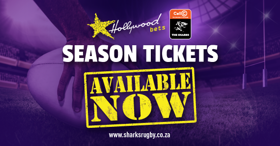 Cell C Sharks: 2020 Season Ticket Free Credits Terms and Conditions