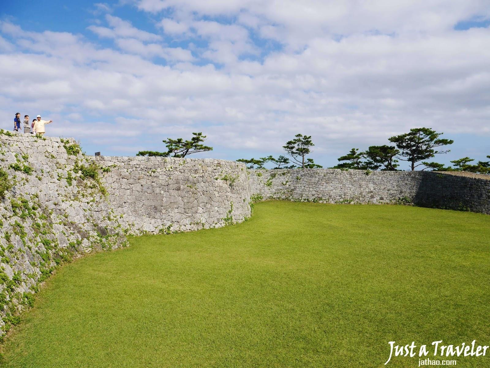 沖繩-世界遺產-座喜味城跡-Zakimijo-ato-自由行-旅遊-景點-Okinawa-world-heritage