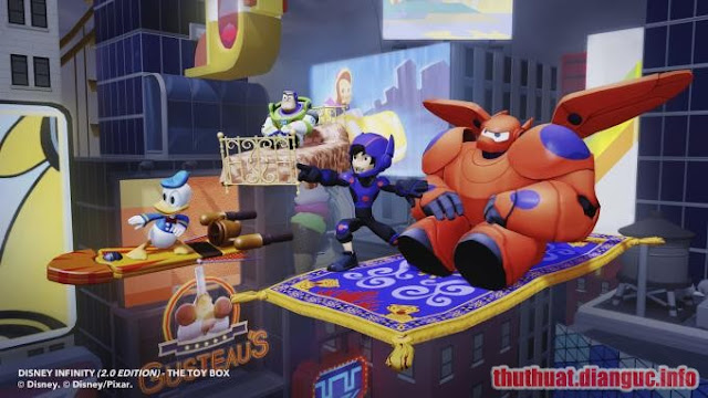 Download Game Disney Infinity 2.0: Gold Edition Full Crack