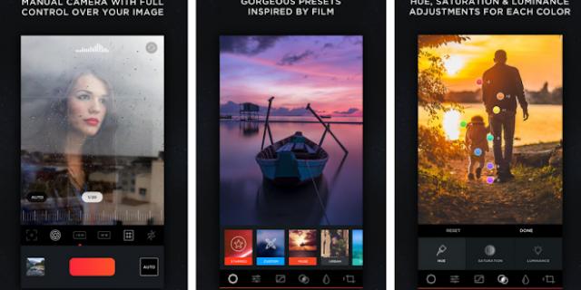 تطبيق MuseCam أفضل محرر صور على الايفون والايباد iOS