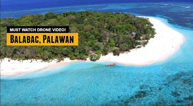 Balabac Palawan Drone Video