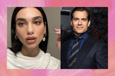When Two ItsNotYouItsMe Media Inspirations Collide: Young Pop Icon Dua Lipa Joins Hunky Dory Henry Cavill  For Her Acting Debut In The Upcoming 'Argylle'!
