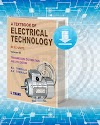 Download A Textbook of Electrical Technology pdf.