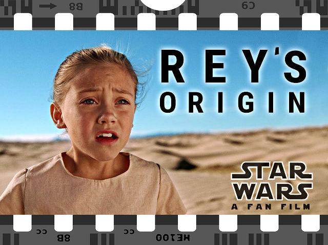 Rey's Origin - A Star Wars Fan Film - Film Complet en VOSTFR