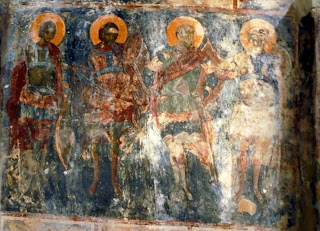 ο ναός της Περίβλεπτου στον Μυστρά