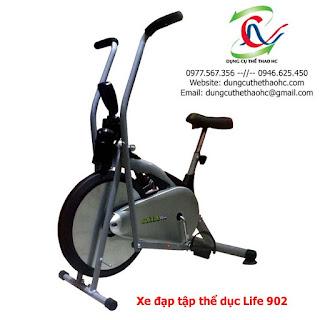 Xe đạp tập thể dục Life-902