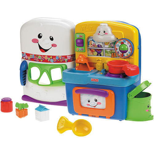 Fisher Price Learning Kitchen: LOW ON DRAMA FRUGAL MAMA