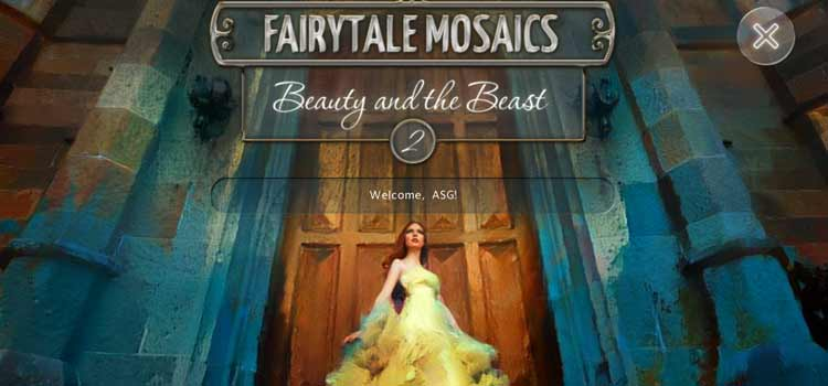 Fairytale Mosaics – Beauty And The Beast 2 Free Download ~ Games PC 2017