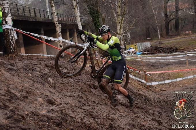 Las fotos del Campeonato de España de Ciclocross 2021 - Sub23 - Fotos Luis Valle