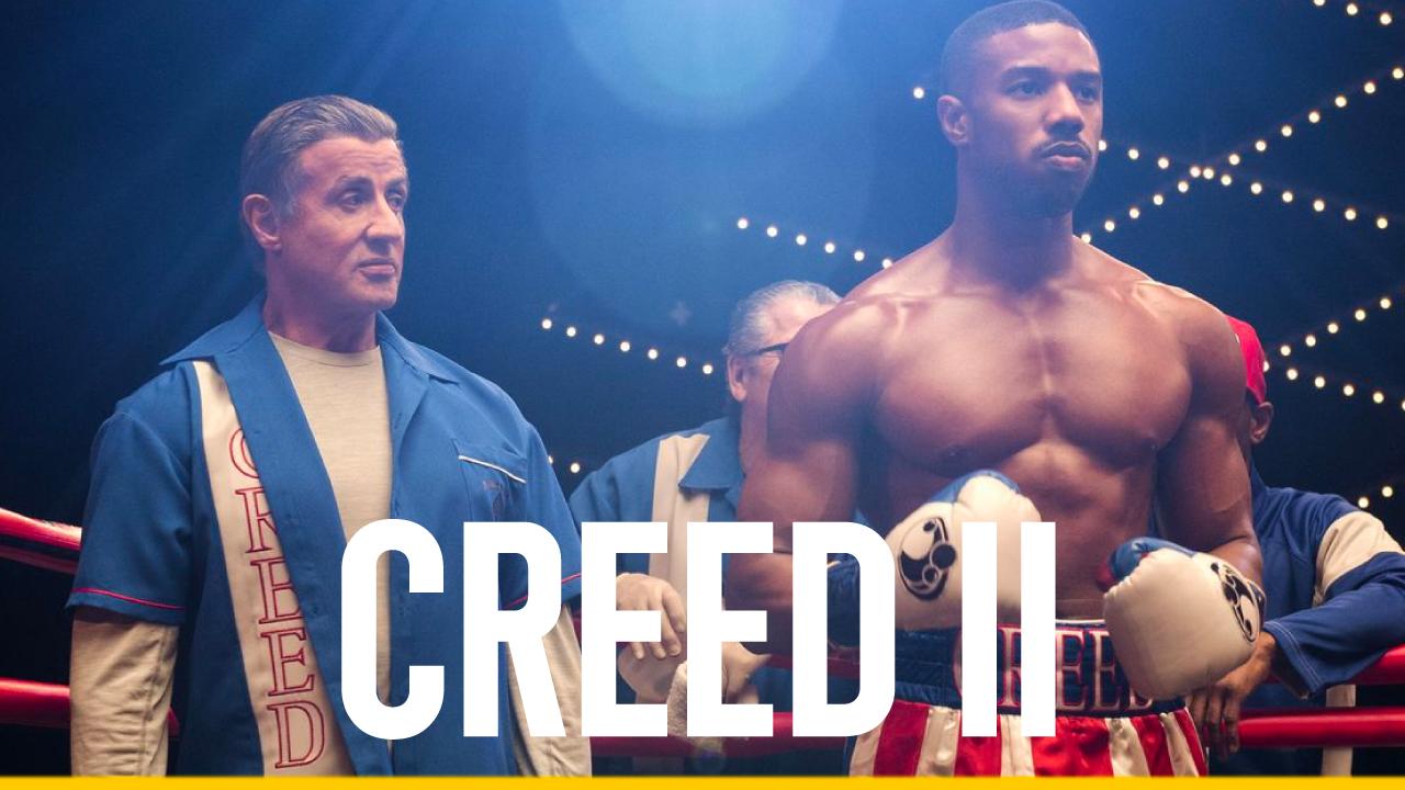 Tay Đấm Huyền Thoại 2 - Creed II (2018)