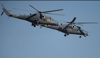 Nigeria Strikes 12 Multipurpose Mi-35 Attack Helicopters Deal With Russia; Militants, Boko Haram Be Warned