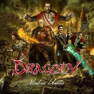 """Ο δίσκος των Dragony """"Viribus Unitis"""""""