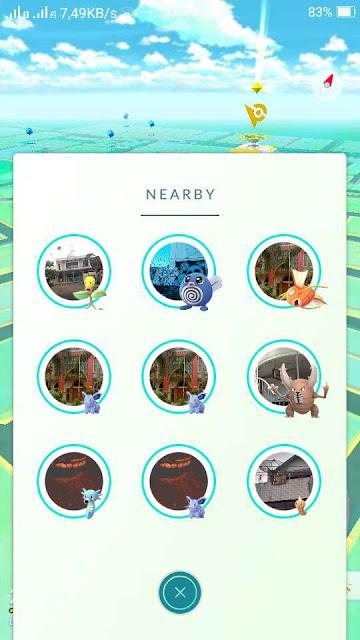Pokemon Go mendapatkan update baru dengan fitur pelacak yang sangat akurat