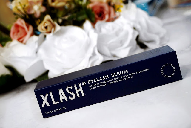 30 DAY CHALLENGE WITH THE XLASH EYELASH SERUM
