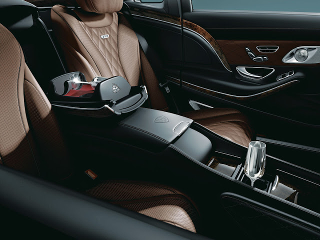 「メルセデス・マイバッハSクラス」の最新モデルが日本上陸!価格は2253万円から。