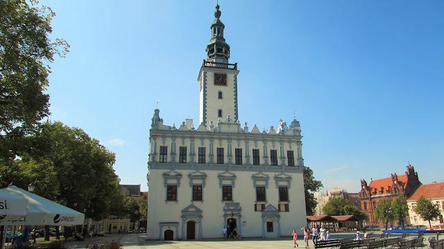rynek w Chełmnie