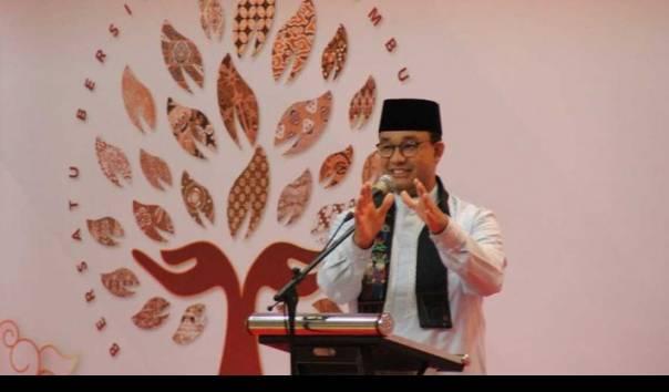 Alasan Masjid yang Sering Dipakai Anies Jumatan Ditutup