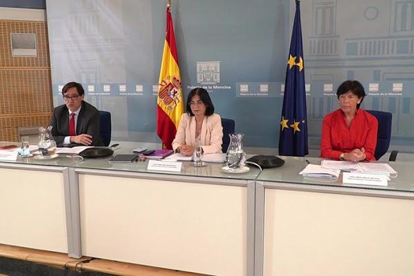 Mascarillas obligatorias para el nuevo curso escolar en España que será presencial