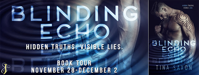 Book Tour: Blinding Echo by Tina Saxon