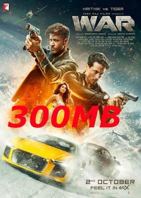 Poster War 2019 Hindi HD 300Mb