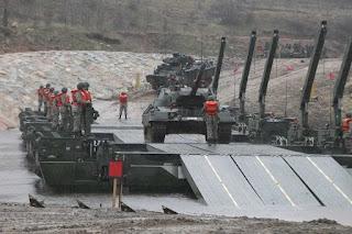 Ο Τουρκικός στρατός στην Ανατολική Θράκη έχει επιθετικές βλέψεις