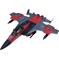 Thrust in Jet Mode