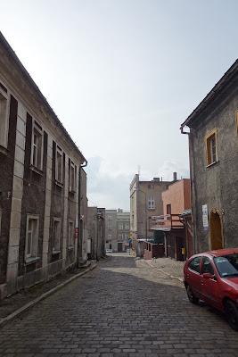 Boguszów-Gorce rynek miejski okolice