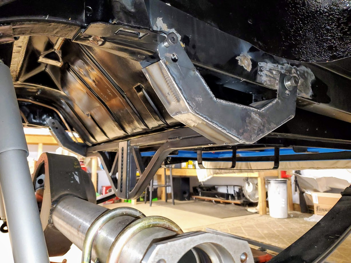 Jeffs 1970 Ford Torino GT Project: Hydroboost and brake upgrade