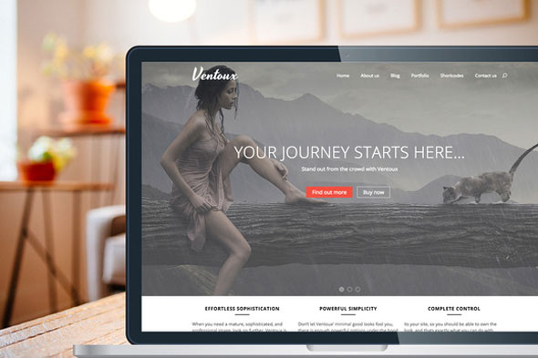Free Download Ventoux V1.0 Creative Market Premium Wordpress Theme