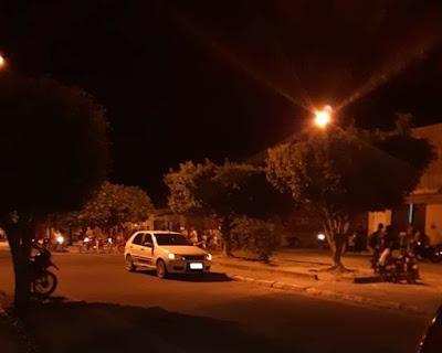 Em São José da Tapera, briga de casal acaba com homem ferido a golpes de faca