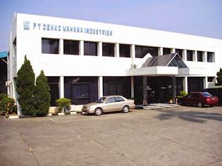 Dibutuhkan Segera Karyawan di PT. Denko Wahana Industries Sebagai PPIC Staff