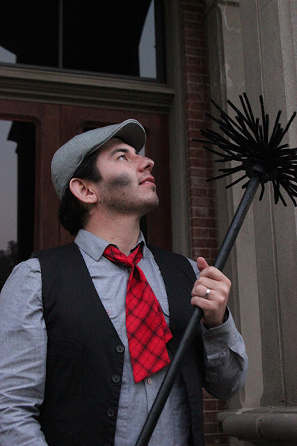 Bert the Chimney Sweep Costume DIY | Will Bake for Shoes