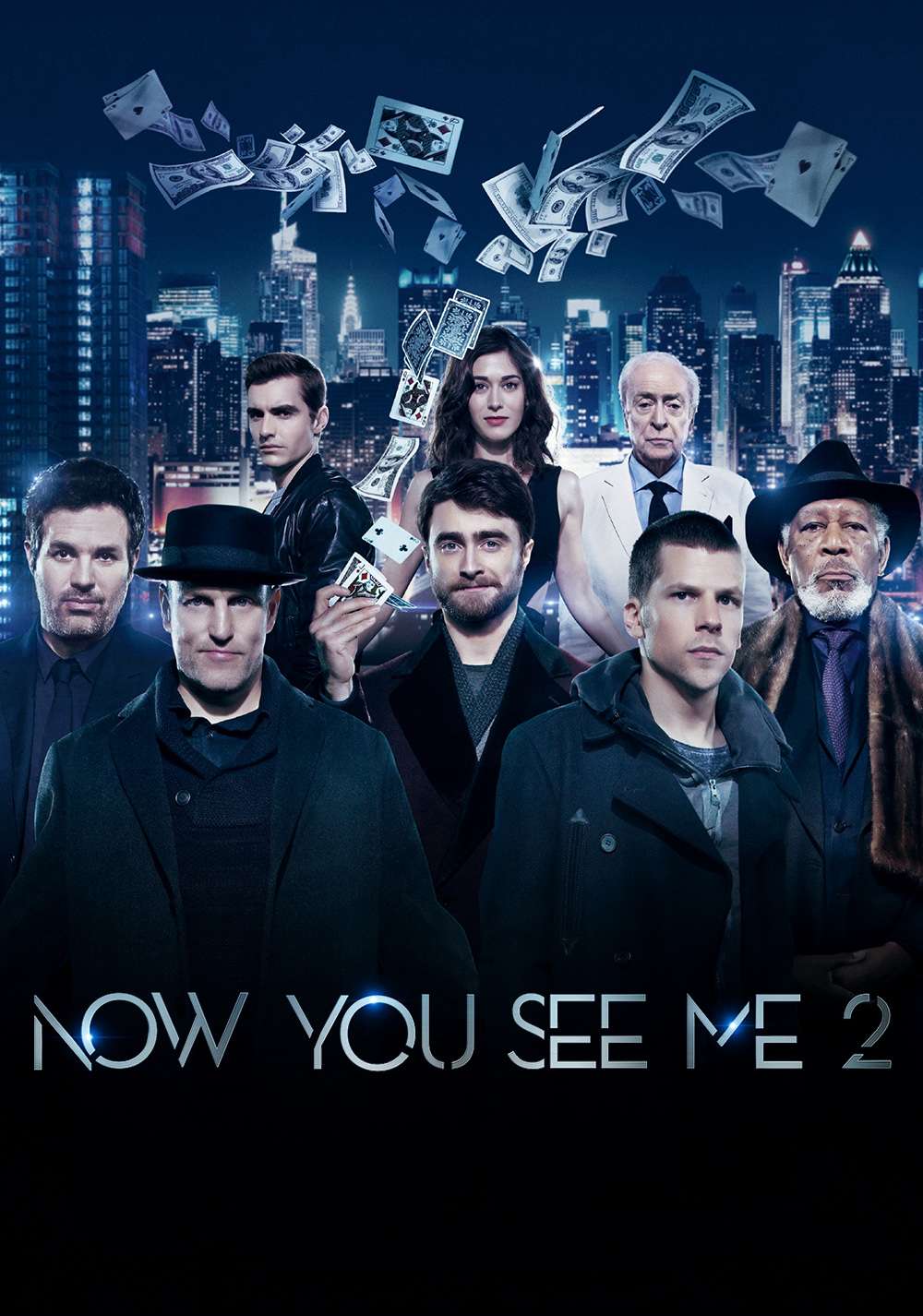 NOW YOU SEE ME 2 (2016) MOVIE TAMIL DUBBED HD