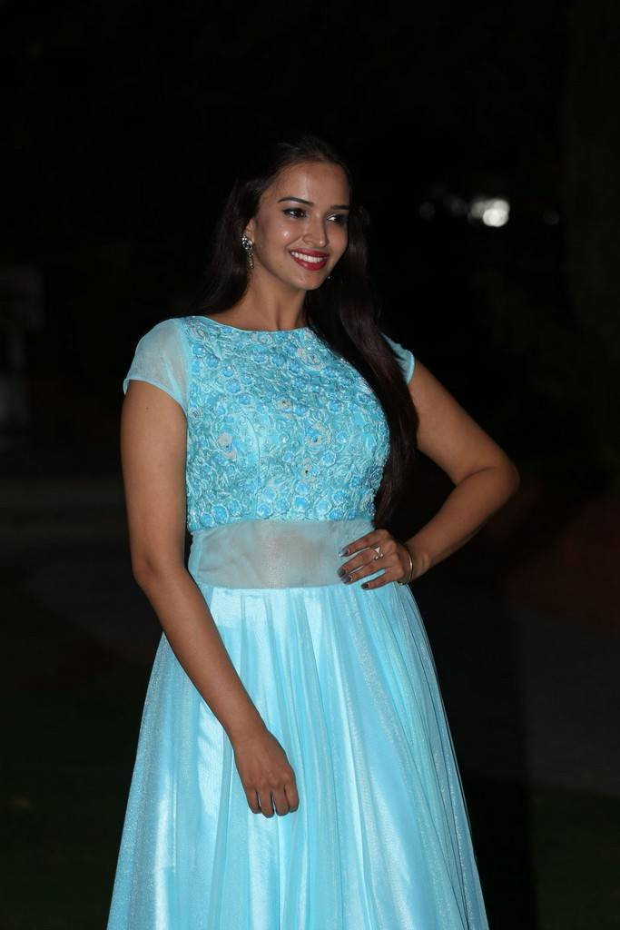 Pujita At Darshakudu Pre Release Function Event Stills