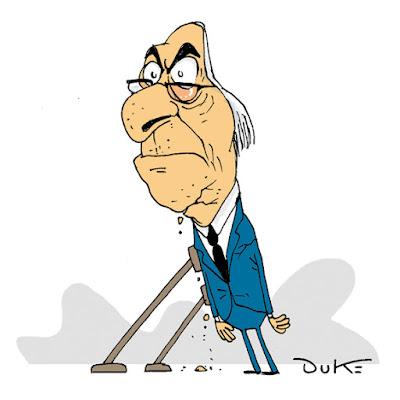 Eduardo Cunha diz que não é gênio do mal; e não é, é apenas um corrupto oportunista