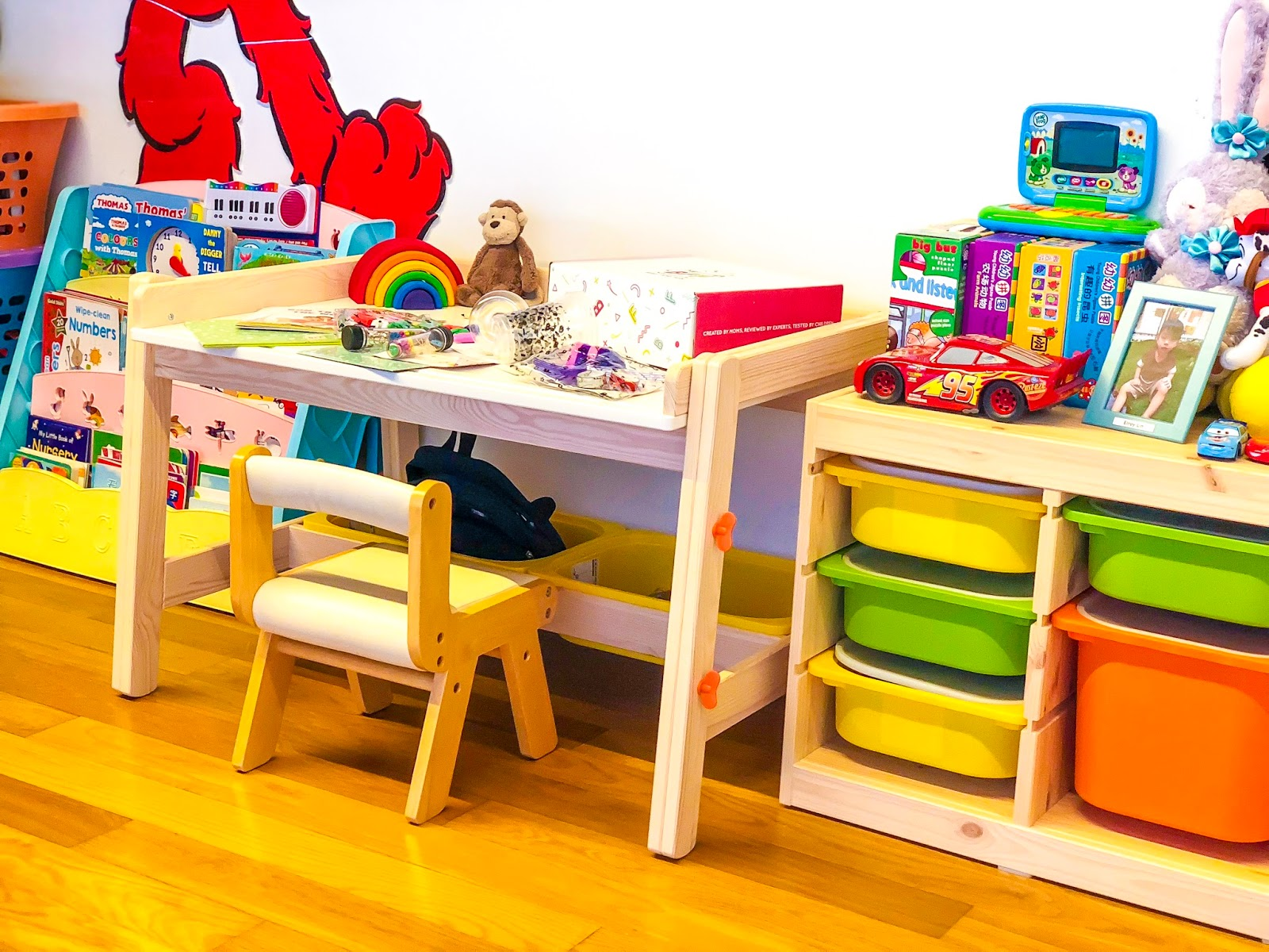 Ikea Play Area Elroy S Play Area New Flisat Table From Ikea Bag For Fun Bff