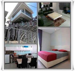 VILLA BATU LANGIT BIRU 2 | Villa Batu Wisata