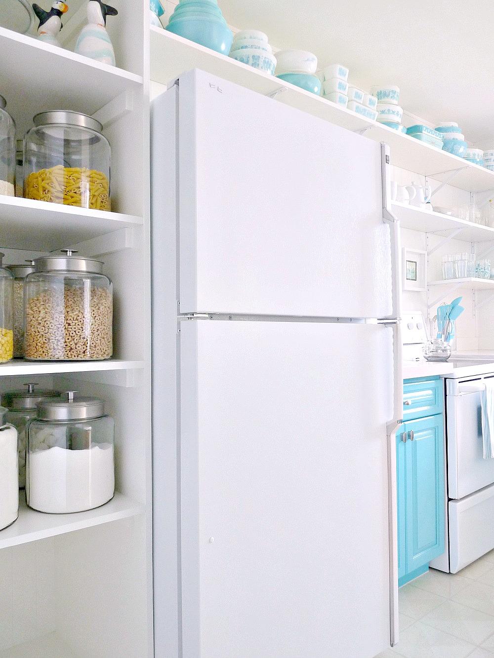 Montana Glass Storage Canisters - Large Glass Food Storage, Retro Look