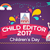 Child Editor 2017 on Asianet News -Applications Invited