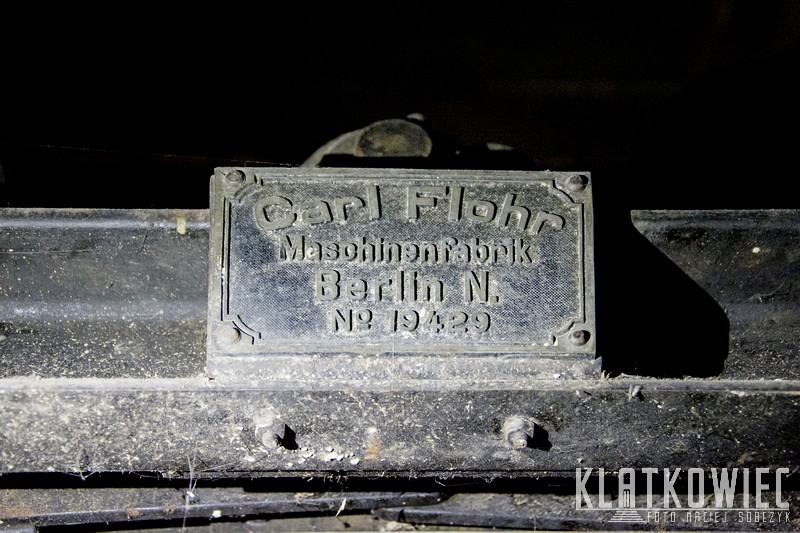Szczecin: przedwojenna winda Carl Flohr no. 19429