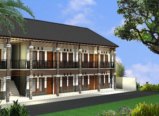 Jadi merupakan bentuk dan model desain rumah yang cukup ideal untuk model serta bangunan khususnya untuk rumah kos ... & Desain Rumah Kos Sederhana | Info Bisnis Properti