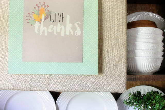 Fall decor {or any season} can be affordable and simple. // Craftivity Designs