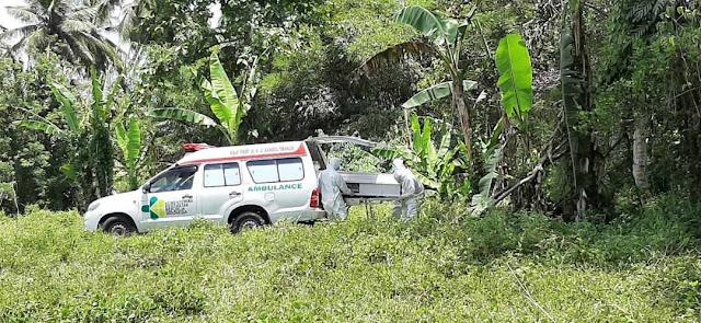 Sempat Tertahan. Pasien Positif Covid - 19 Meninggal dan Dimakamkan di Desa Wusa, Minut