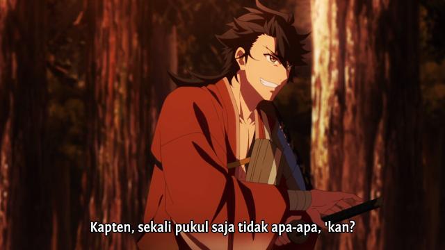 Katsugeki Touken Ranbu Episode 04 Subtitle Indonesia
