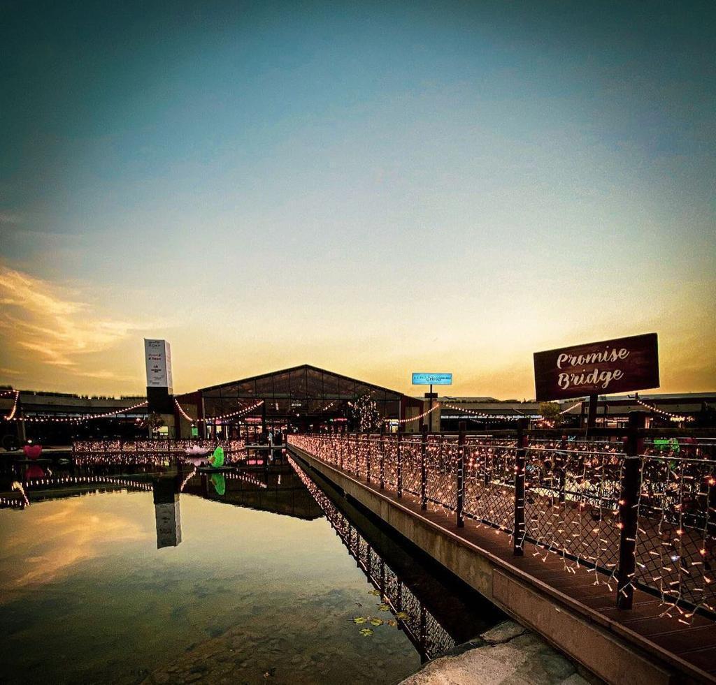 الخوانيج ووك في دبي ...وجهة سياحية مميزة