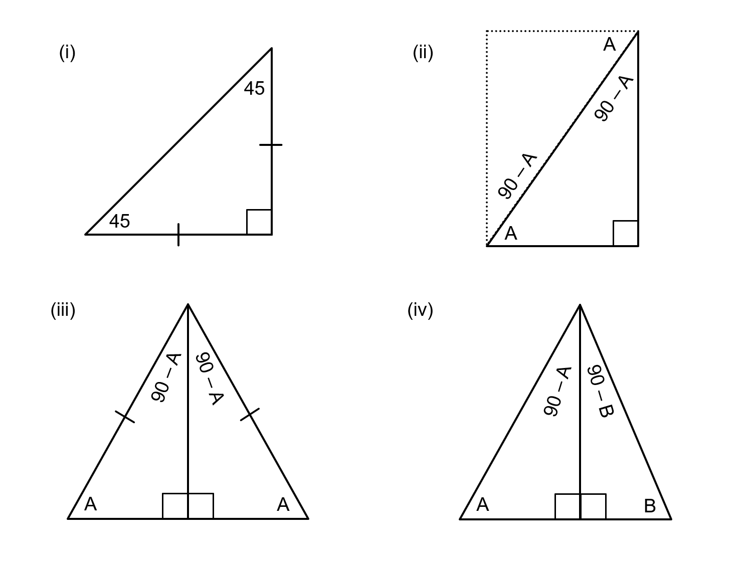 Median Don Steward Mathematics Teaching Angles In A Triangle
