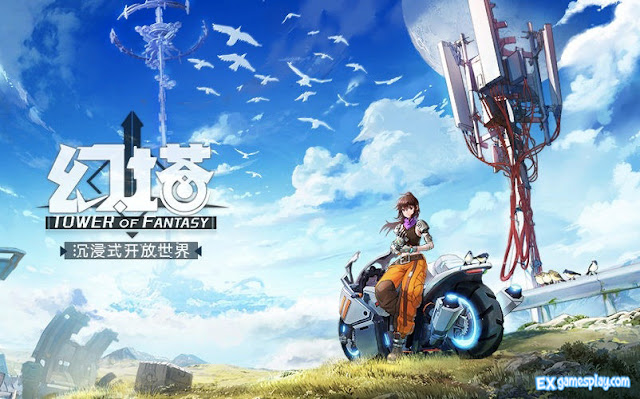 Tower Of Fantasy - Anime Style MMORPG Game