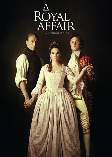 A Royal Affair [2012] [DVDR] [NTSC] [Latino]