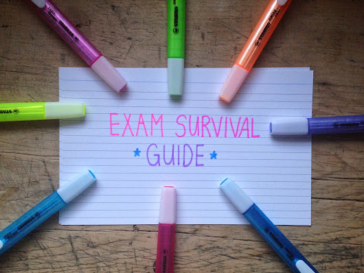 Lily Mint's Exam Survival Guide